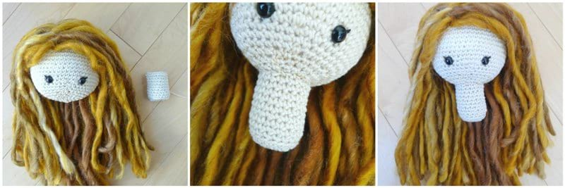 Primrose Crochet Dolls All About Ami