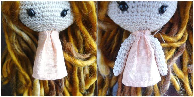 Kelly Doll crochet pattern - Amigurumi Today | 400x800