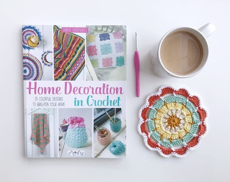 Home Decoration In Crochet Book Review All About Ami