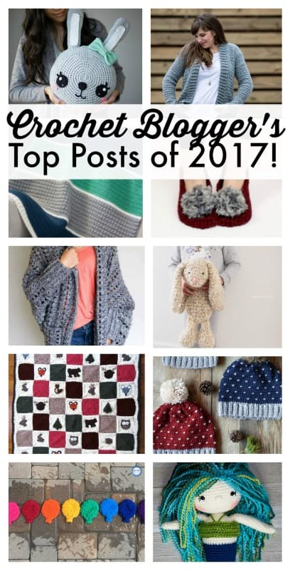 Crochet Bloggers Top Posts