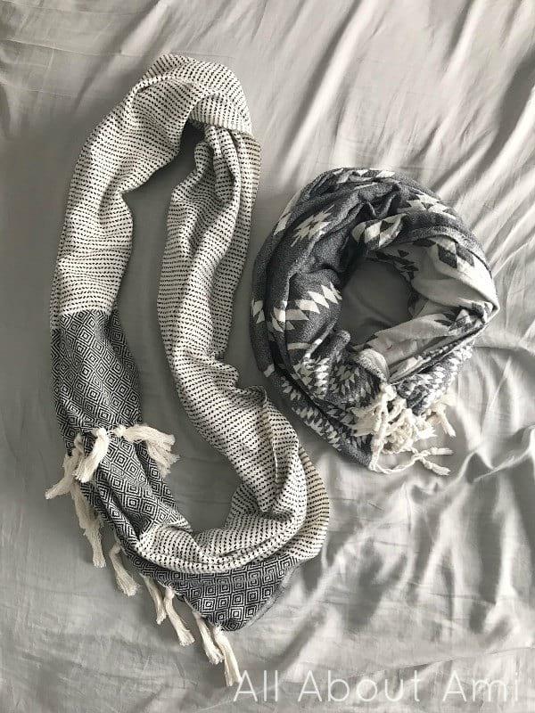 Blanket Scarves by Debrosse