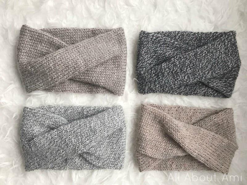 Roseaux Headbands by Debrosse