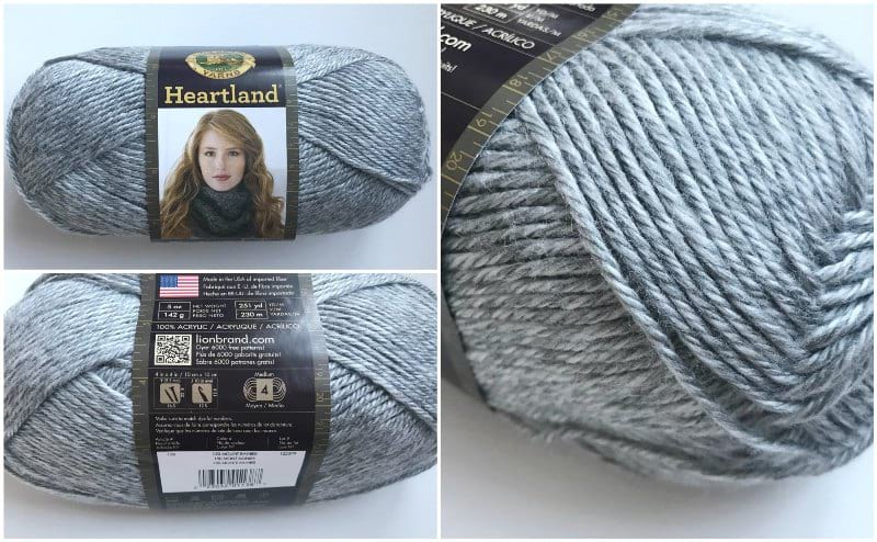 Heartland by Lion Brand Yarn