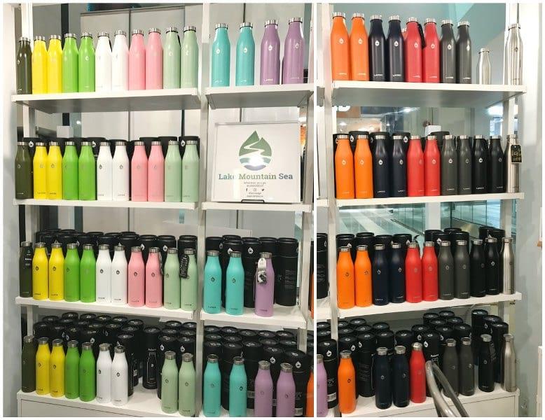 Lamose Water Bottles