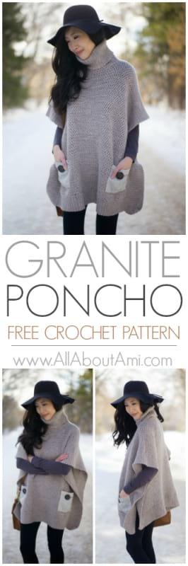 Granite Poncho