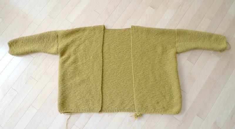 The Midtown Cardigan Knit Pattern