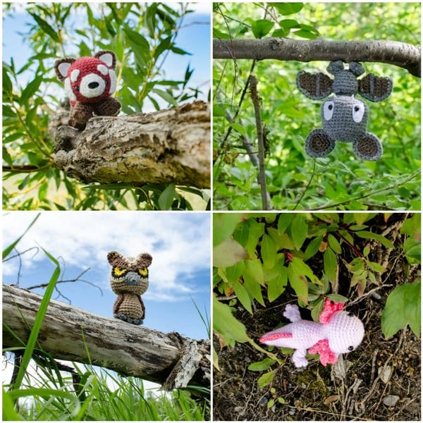 The Crochet Wildlife Guide