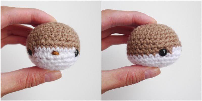 Crochet Wildlife Guide: Flying Squirrel