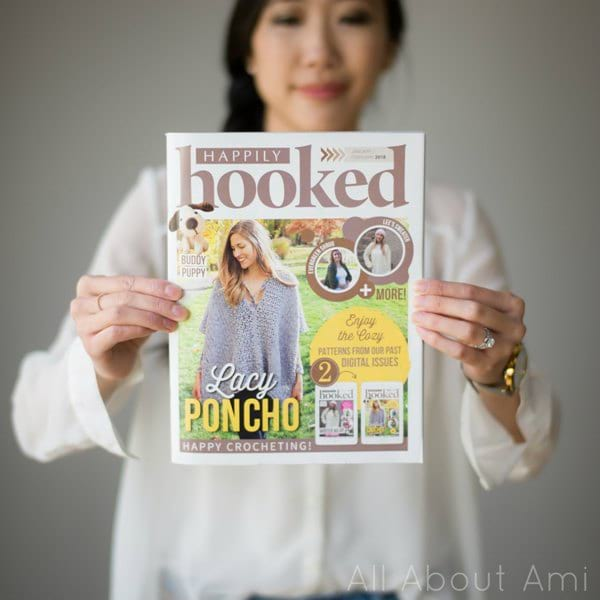 Happily Hooked Magazine Feature