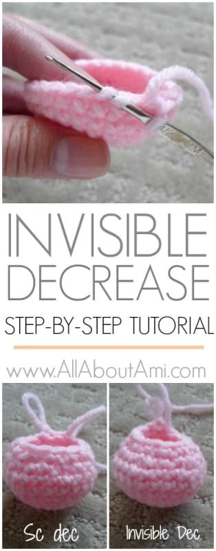 The Invisible Decrease