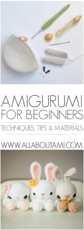 Amigurumi For Beginners