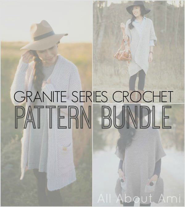 Granite Series Pattern Bundle by All About Ami
