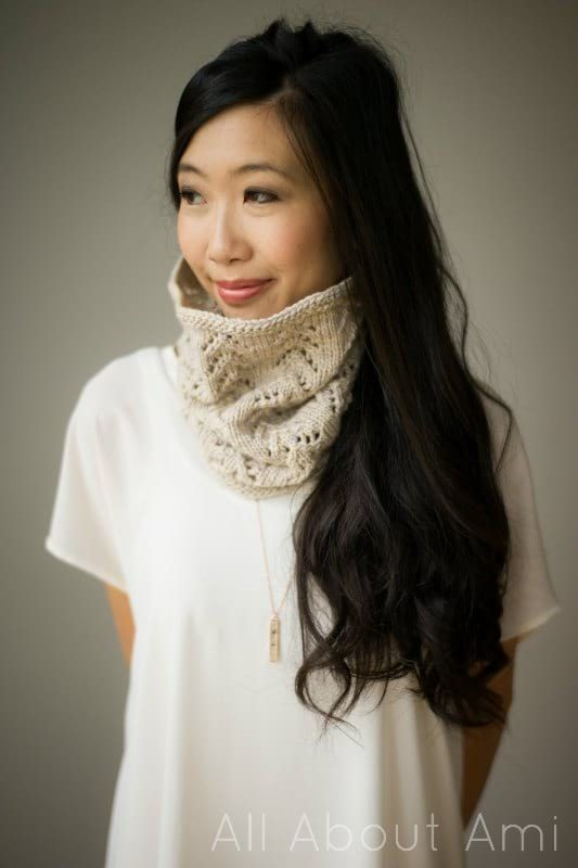 The Miriam Cowl by VanessaKnits