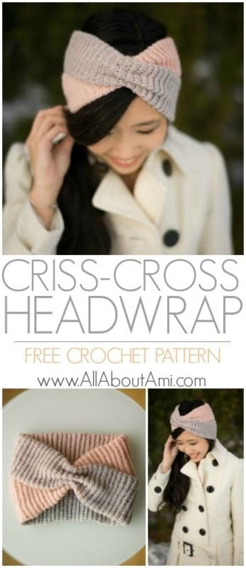 Criss-Cross Headwrap