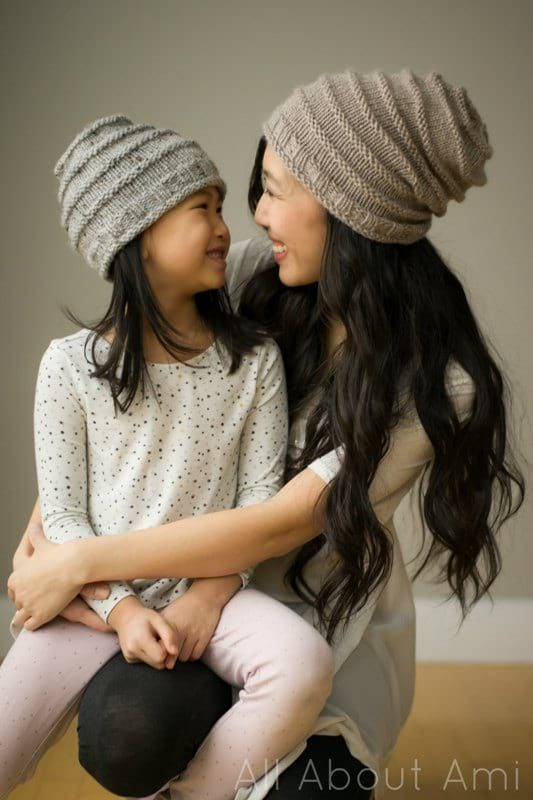 ima Super Slouch Hat: Adult & Child