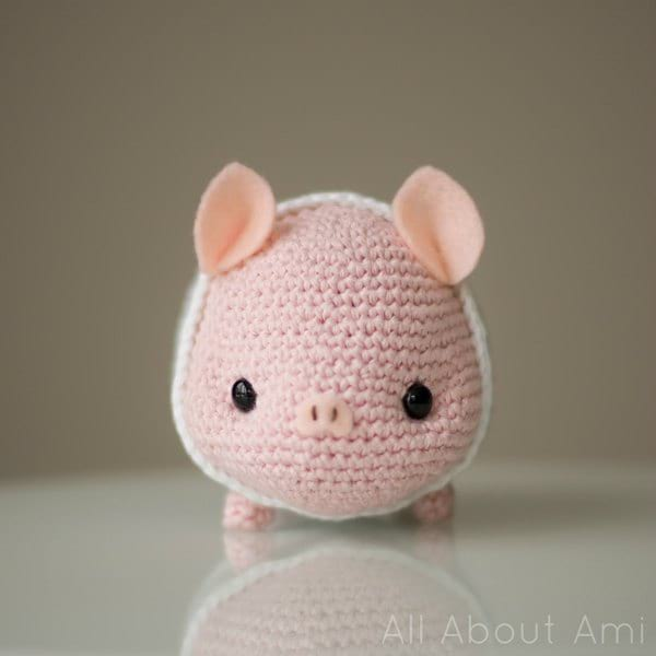 Peppa Pig - free crochet pattern - Amigurumi Today | 600x600