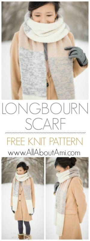 The Longbourn Scarf