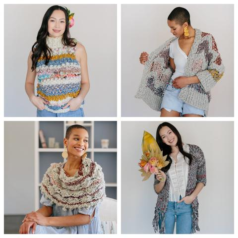 Spring 2019 Knit Collage Knitalong