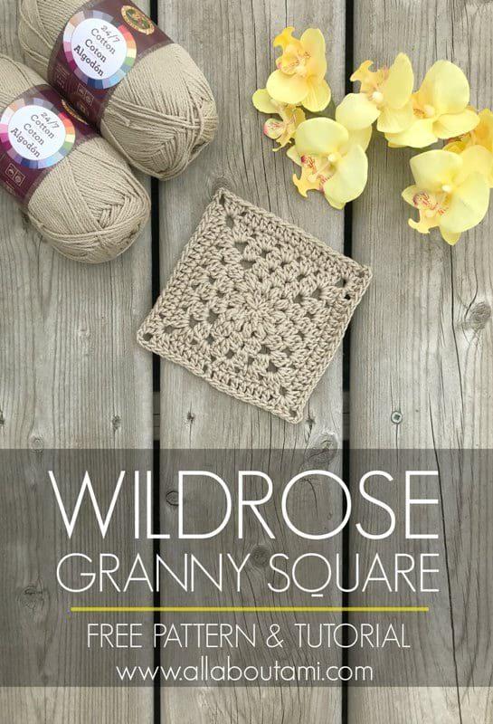 Wildrose Granny Square