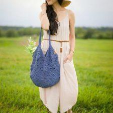 Wildrose Market Bag