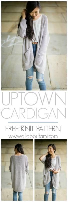 Uptown Cardigan