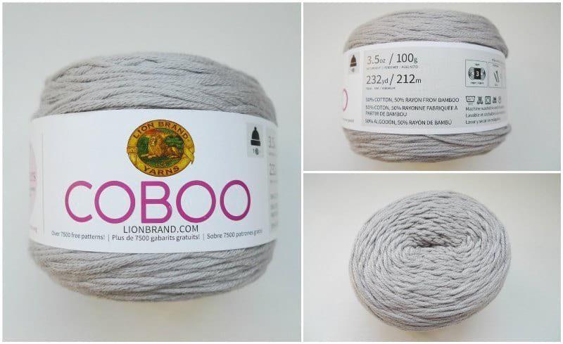 Silver Coboo Yarn