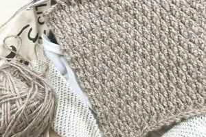 How to Crochet the Alpine Stitch