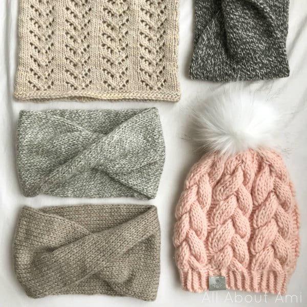 Knit Patterns on Etsy