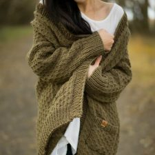 Dotty Cardigan