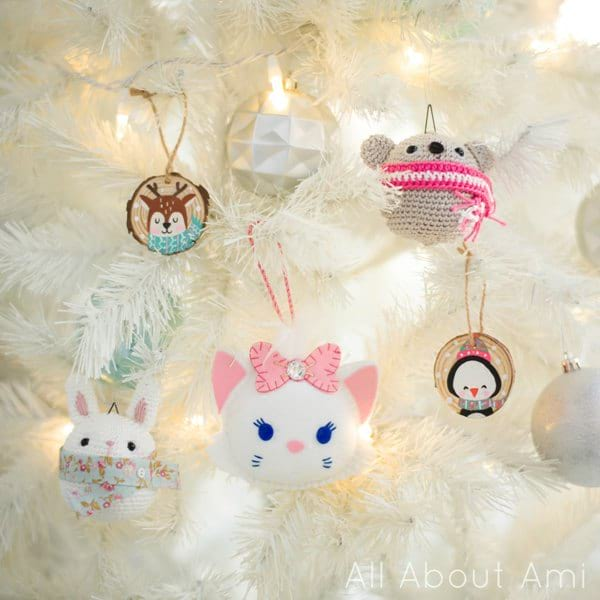 All About Ami Handmade Ornaments