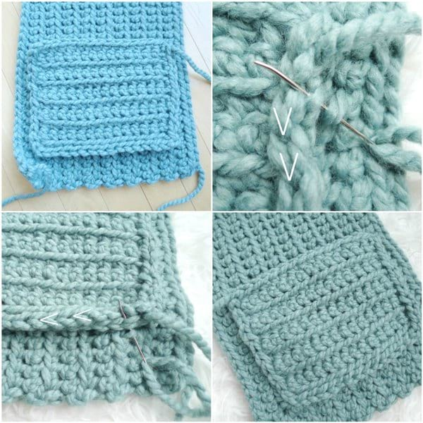 The Willow Scarf