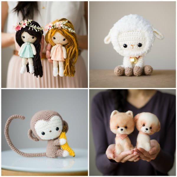 All About Ami Amigurumi Designs