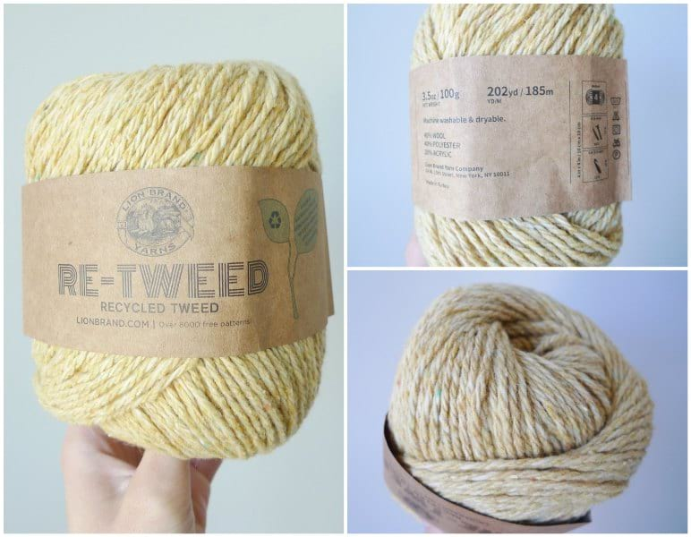 Re-Tweed Yarn