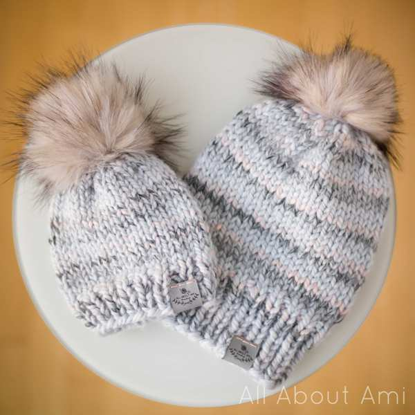 Basic Knitted Adult Hat