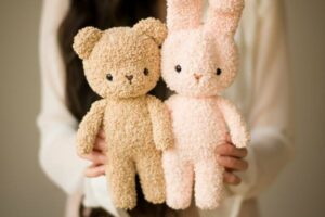 Boucle Bear and Bunny Crochet Patterns