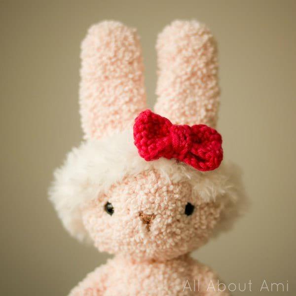 Boucle Bunny Christmas Headband