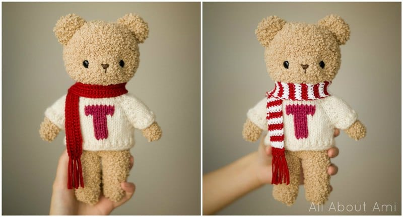 Scarves for Boucle Bear