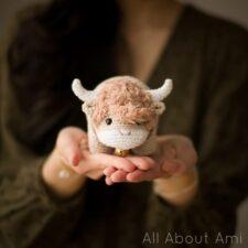 Chinese New Year Ox Amigurumi