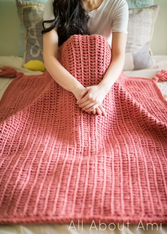 Willow Blanket Crochet Pattern