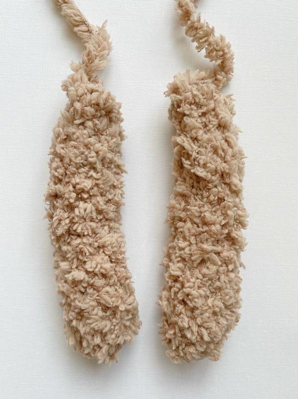 Fleece Teddy & Bunny Crochet Pattern
